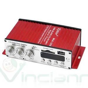Mini-amplificatore-stereo-per-auto-2-CANALI-radio-FM-porta-USB-SD-Kinter-MA-120