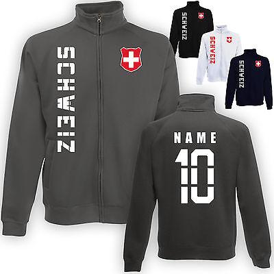 Hoodie Zürich Bern Luzern Uri Schwyz Helvetia Suis SCHWEIZ Kapuzensweatshirt