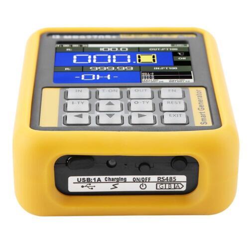 Hart commandement général MR9270S Générateur De Signal Master 20000 point Logger