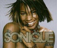 Sonique Alive (2003) [Maxi-CD]