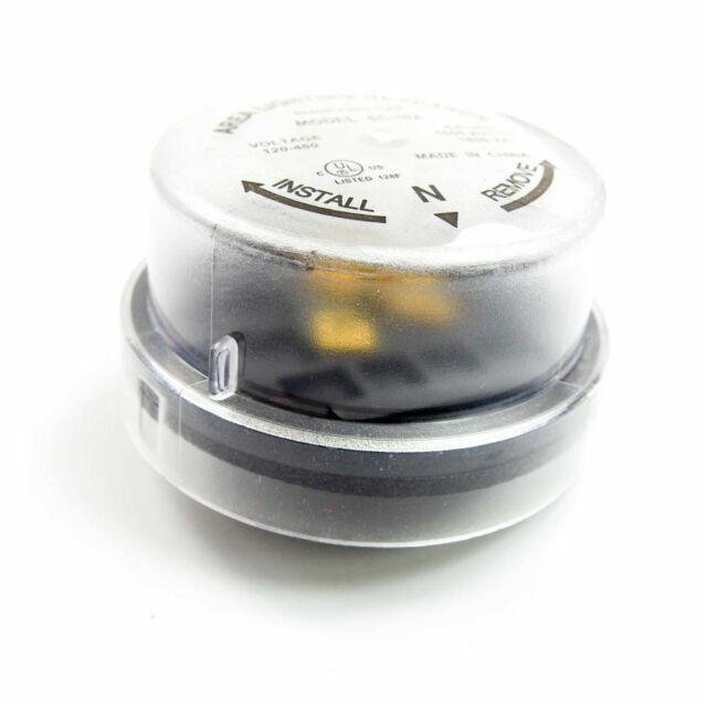 ALR Lighting Tyco Model SC-10A Twist-Lock Shorting Cap 120-480V 1000W 1800VA
