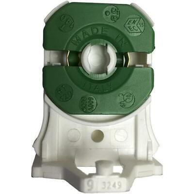 Genuine 3249-9-H//S-U-PBT Medium Snap-In Shunted Lamp Holder 50 pack