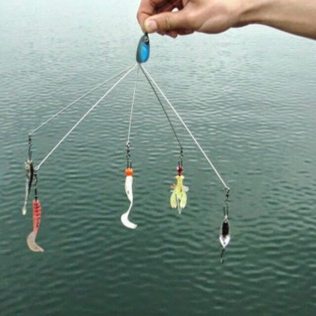 New Fashionable Fish Lure Accessories Fishing Tackle Combination Multifunctional