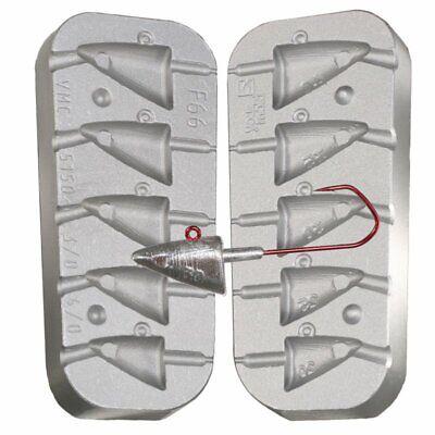 BackLead Mould 25-35-40-50gr// fishing lead sinker mould//Carp Fishing Mould