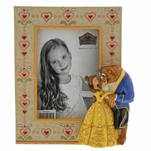 Boxed Disney Beauty and the Beast Wedding Collectors Photo Picture Frame