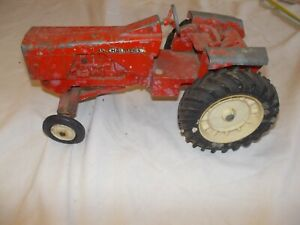 Allis-Chalmers-190XT-AC-Tractor-Wide-frontend-Flat-top-fenders-Vintage-Ertl-1-16