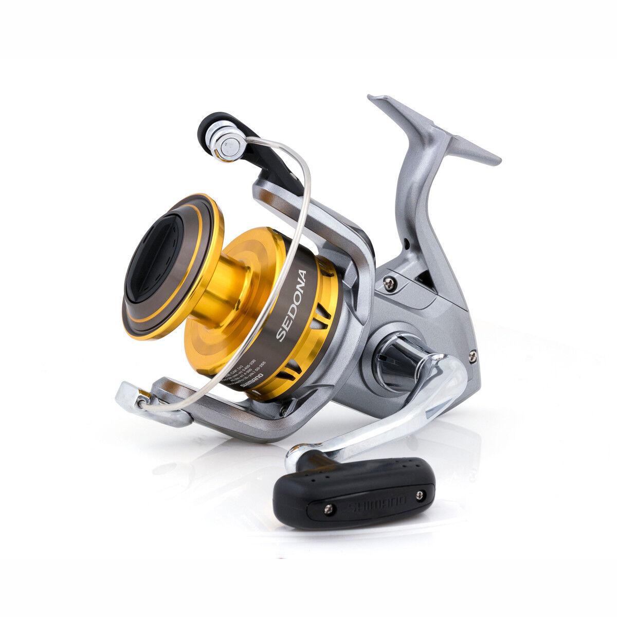 Shimano Sedona FI Pesca della Carpa Spinning Mulinelli HAGANE Gear trascinamento frontale 2000 - 4000