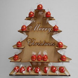Christmas Tree Display Stand.Details About Christmas Tree Chocolate Display Stand