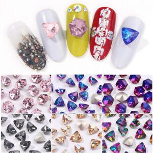 5Pcs-Bag-3D-Nail-Rhinestones-Geometric-Shape-Mixed-Size-Nail-Art-Decorations