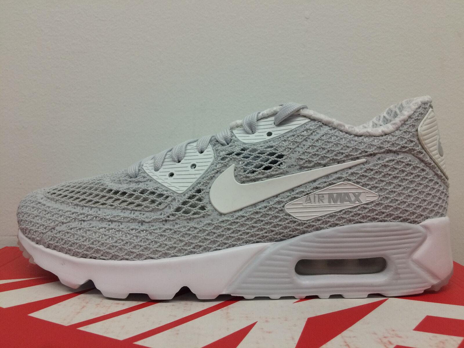 Nike Air Max 90 Ultra BR Premium QS Platinum 810170-001 8-12