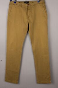Scotch & Soda Hommes Sky Extensible Slim Pantalon Chino Taille W34 L34 BCZ872