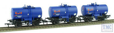 Impartial 38-776z Bachmann Oo 20t Anchor-mounted Tank Wagons set Of 3 Tmc Limited Durable Modeling