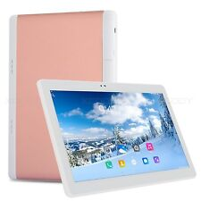NEW 10.1'' inch Android 6.0 Quad Core 3G Phone Call Dual SIM Tablet PC 16GB GPS