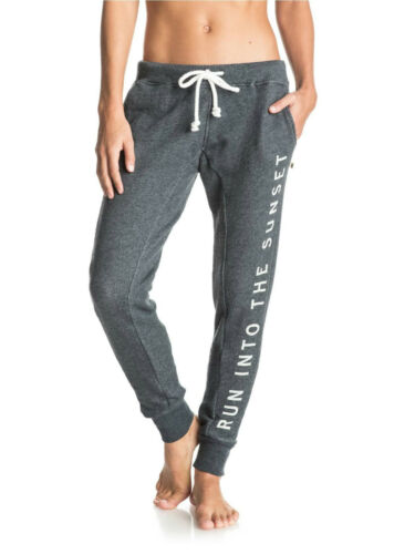 REDUCED.ROXY WOMEN SWEAT PANTS.NEW SKIN IN LOV LOUNGE GYM TRACKSUIT BOTTOMS S20F