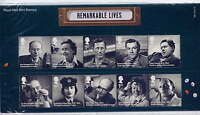 GB 2014 REMARKABLE LIVES PRESENTATION PACK No.496