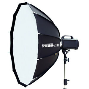 SMDV-ALPHA-SOFT-SPEED-BOX-A110-44-034-Diffuser-f-Studio-Speed-Light-Lite-Flash-Lamp