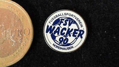 Fussball Dfl Dfb Original Lizenzlogo Reginalliga Fsv Wacker Nordhausen 90
