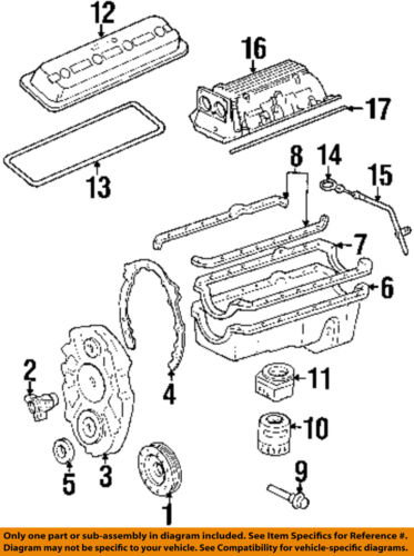 GM OEM Engine-Tube 12551154