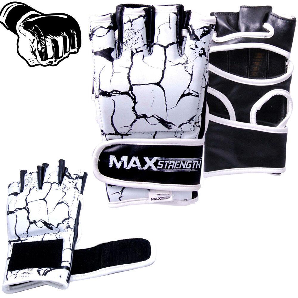 Boxen Tasche Handschuhe Focus Focus Focus Pads Set Kampf Training Schnitt Finger Schlagen  | Creative  2d0078