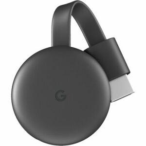 Google Chromecast 3 Dispositivo Streaming per TV - Grigio Antracite