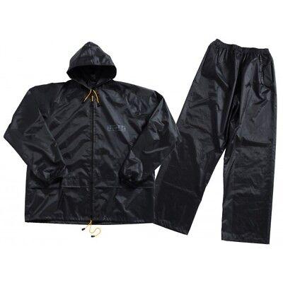 Graft Gear Fully Waterproof Rainsuit Jacket /& Over Trousers YELLOW L - XL