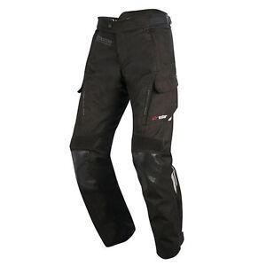 Alpinestars Andes Drystar V2 Noir Moto Jambe Courte Pantalon Toutes Tailles