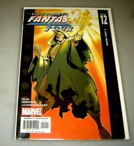 Ultimate Fantastic Four #12 comic mint