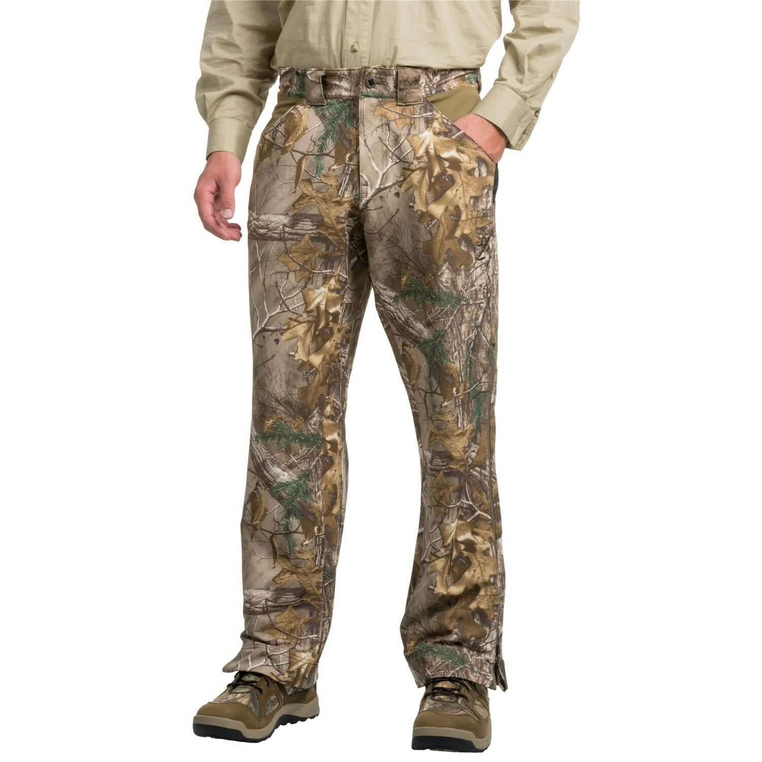 New Men's marróning Mercurio Pantalones Realtree Xtra MSRP  150