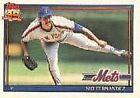 1991 Topps Sid Fernandez #230 Baseball Card