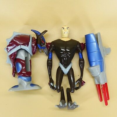 """ROSWELL CONSPIRACIES ALIEN MYTHS AND LEGENDS ACTION FIGURE 5/"""" #h6"""