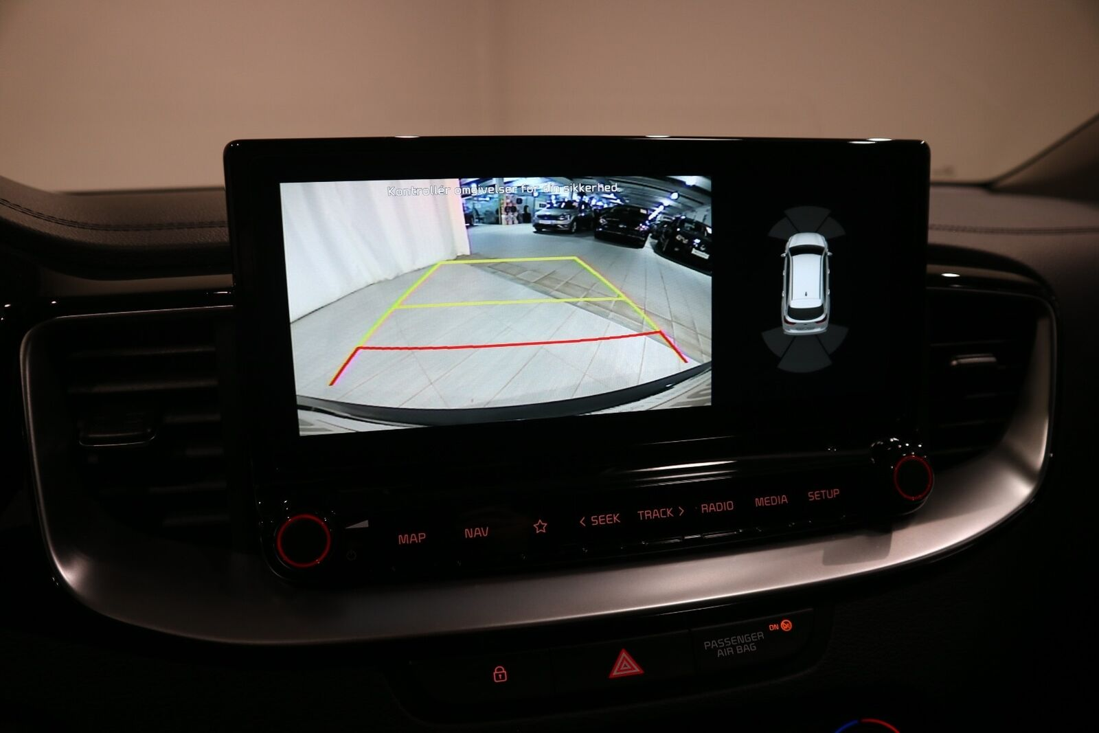 Kia Ceed 1,6 PHEV Upgrade Intro SW DCT - billede 13