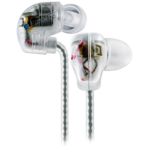 M-LB Triple Flange Adapters Tips Set for Shure In Ear Earphones NEW 6pcs