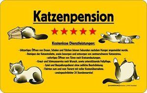 Fruehstuecksbrett-aus-Resopal-lustigem-Motiv-Katzenfreunde-Gr-23-5x14-5-cm-7270