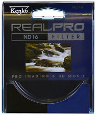 KENKO 52MM REAL PRO MC ND16 & BONUS 16GB SANDISK USB DRIVE