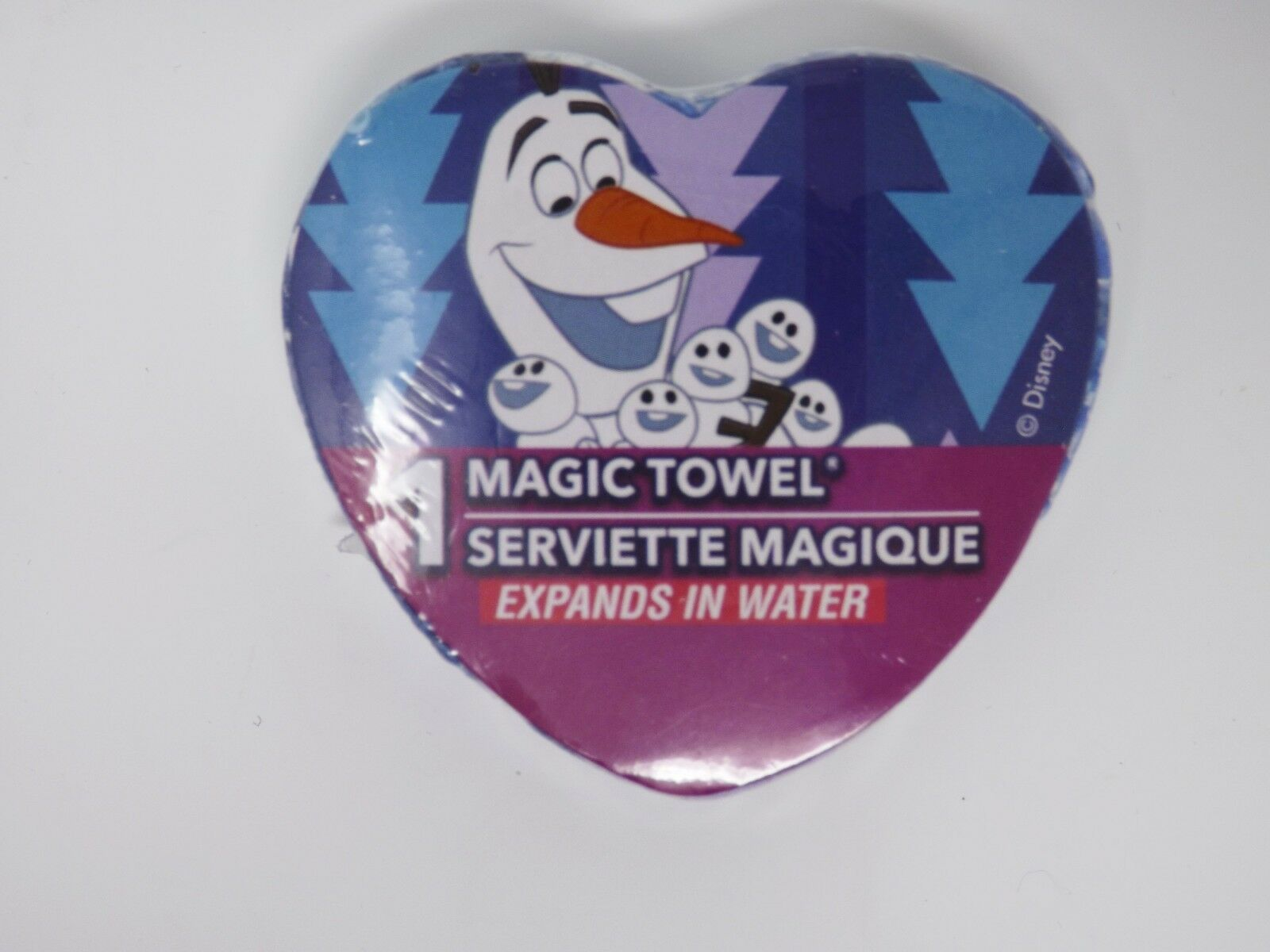 New Peachtree Playthings Disney Frozen Magic Towel Washcloth