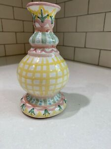 Tall Bulb Candle Candlestick Holder
