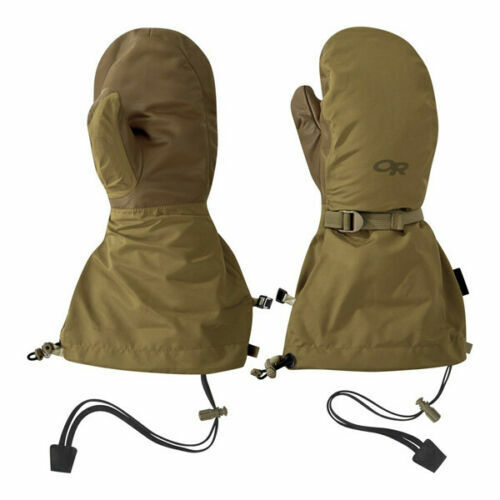 Outdoor Research Firebrand Goretex Patrol Mitts X Large Coyote