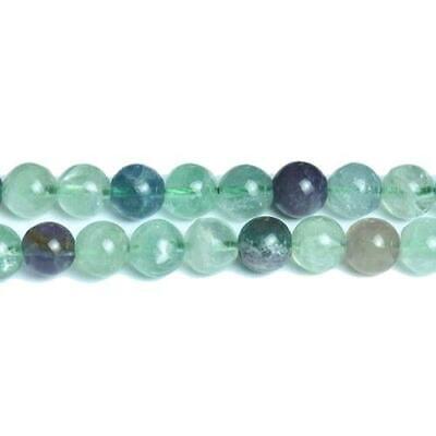 Pcs Gemstones Jewellery Making Crafts Dumortierite Round Beads 6mm Blue//Grey 60
