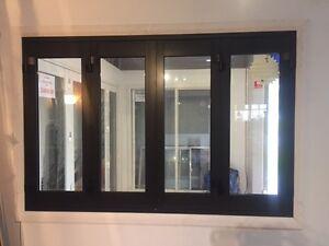 ALUMINIUM-BIFOLD-WINDOW-4-PANEL-NEW-2400-x-1200h-BLACK