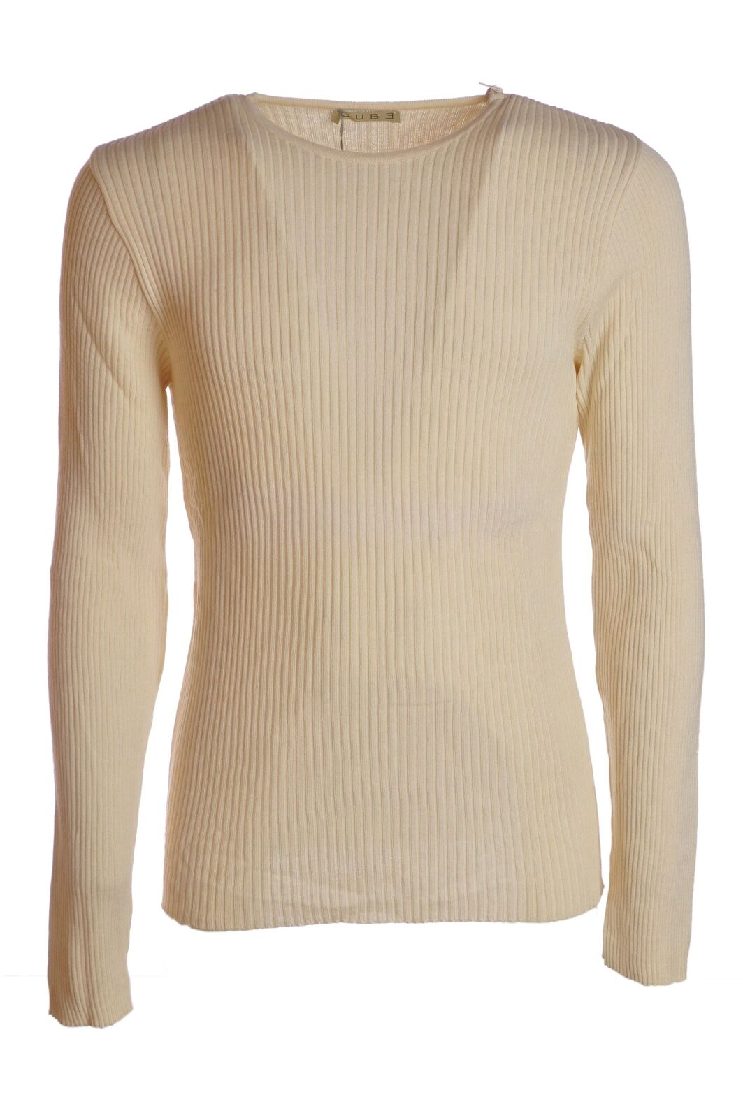 Cube  -  Sweaters - Male - Weiß - 4363726A184547