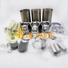 Filterset Kubota K 008-3 Motor Kubota D722-EBH3 Filter