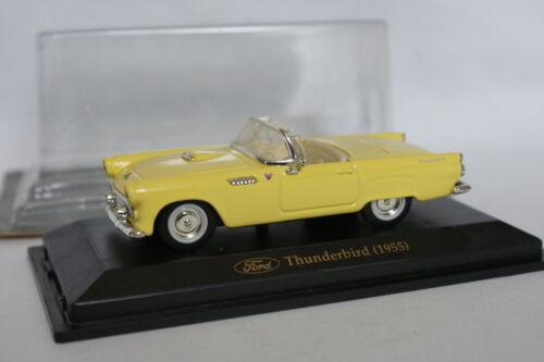 Ford Thunderbird 1955 Fahrzeuge Holzspielzeug Die Schöne Amerikanische 1/43