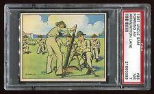 1941 Uncle Sam #86 Forming An Ammunition Lane PSA 7 NM Cert #21660088