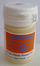 RailMatch 2506 - Cream Primer - Accessory Range - Acrylic Paint - 18ml Pot