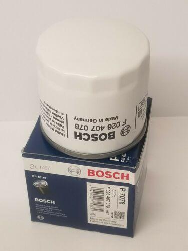 Fiesta 1.25 1.4 1.6 Genuine Bosch Oil Filter  2008-15