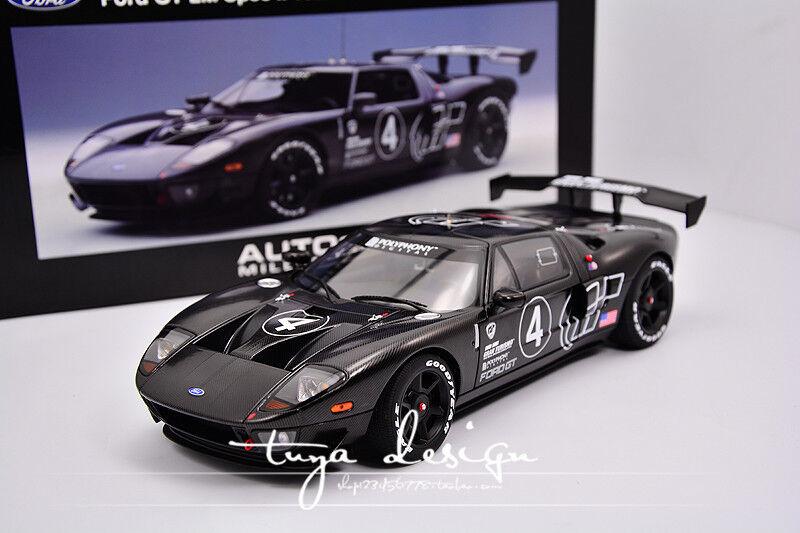 AUTOART 1:18 FORD GT LM RACE CAR SPEC II