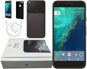 Google Pixel 5-inch, 32GB, Quite Black, Plus Comes With Bundle, Factory Unlocked