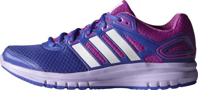 9d011203da9d adidas Duramo Womens Purple Running Road Sports Shoes Trainers UK 7 ...
