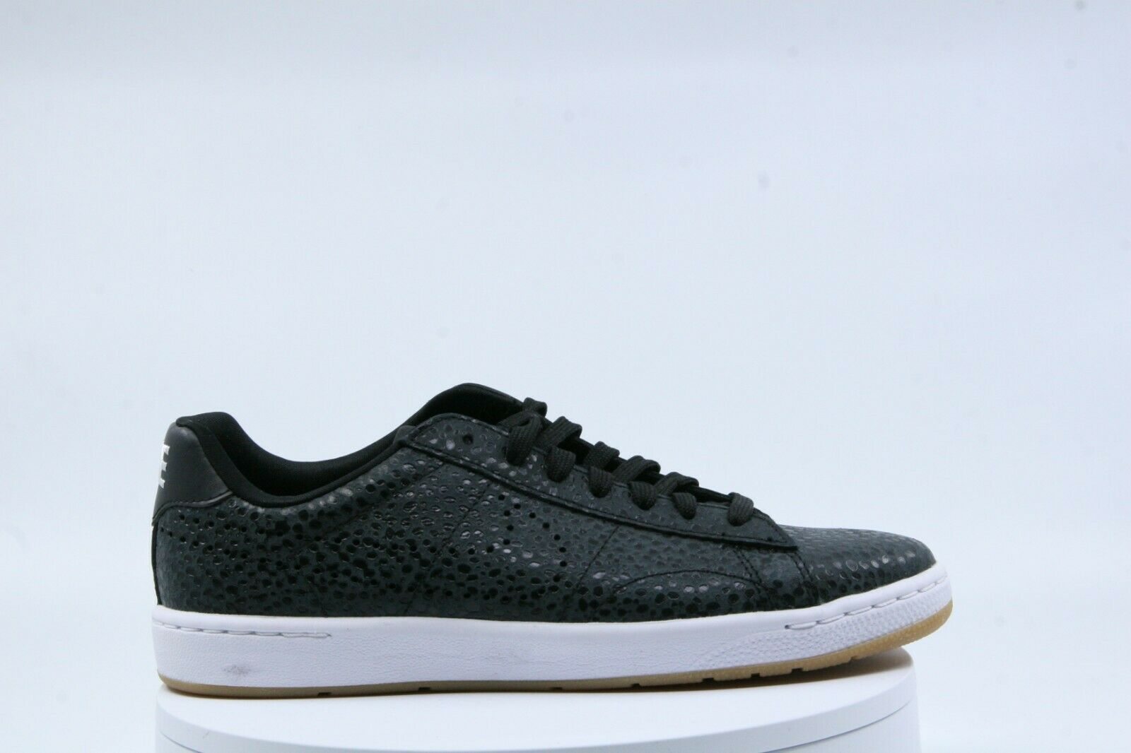 NIKE NIKE NIKE WOMEN'S TENNIS CLASSIC ULTRA PRM Black Leather 7.5W 749647-002 ecf914
