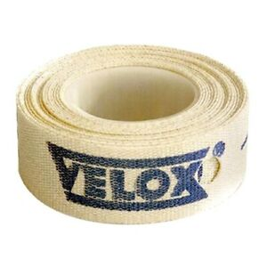 VELOX BIKE BICYCLE CYCLE WHEELS CLOTH RIM TAPE Sizes: 10, 13, 16, 19, 22 mm